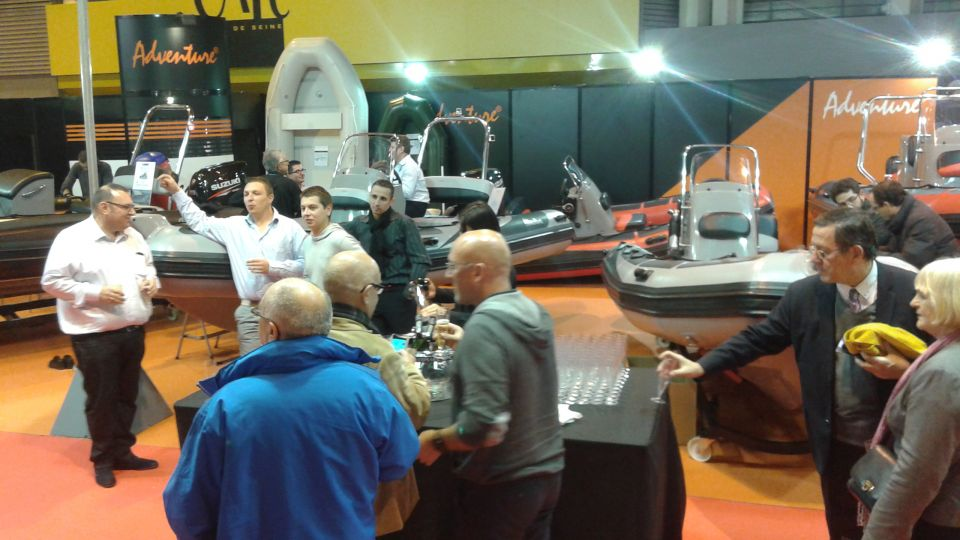 salon nautic de paris 2015